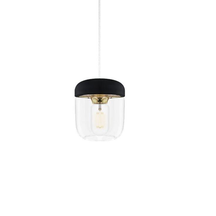 Acorn black brass. Acorn lampa i svart och mässing. VITAS lampor hittar ni här. Beställ dansk design här. Fri frakt och låga priser. Välkommen!