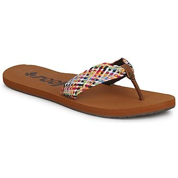 These have got to be the cutest #flipflops from @REEF GIRLS that I have ever seen! I love the woven strap! #shoesforsummer http://www.spartoo.co.uk/Reef-MALLORY-SCRUNCH-x178169.php