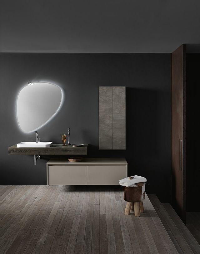 376 best Salle de bain images on Pinterest Bathroom, Bathrooms and