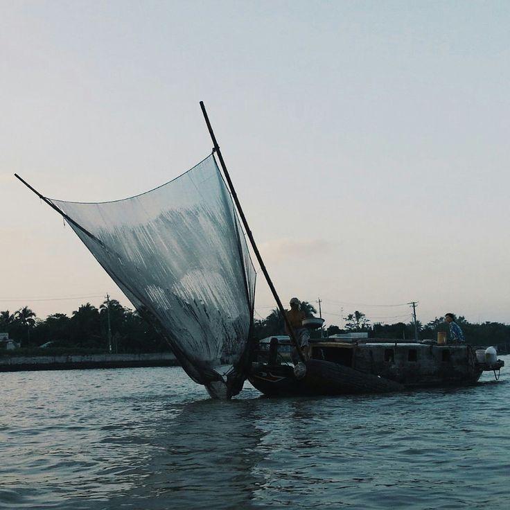 Fishing boat #Vietnam