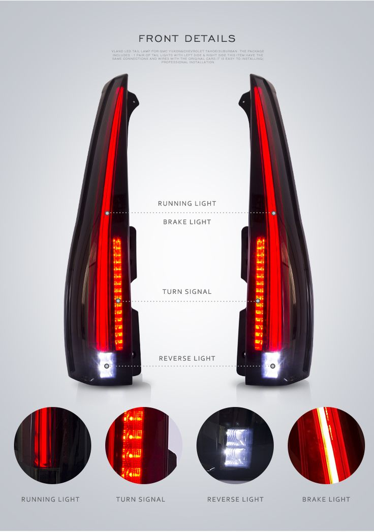 Led Taillights For 2007 2014 Chevy Tahoe Suburban Gmc Yukon Smoke Red Buy Suburban Taillight 2013 For Chevrolet Tail Lights Led Modified Led Back Light For Ta Chevy Tahoe 2014 Chevy Tahoe Chevy Tahoe Interior