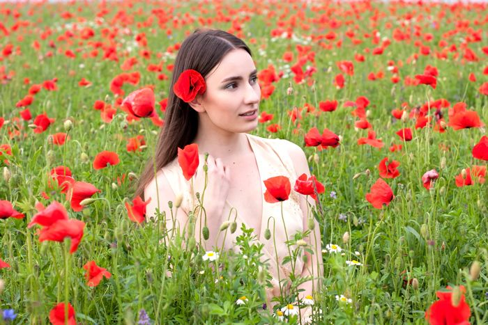 Cinderella and Poppy Field: http://www.practicalqueenap.com/2015/08/cinderella-and-poppy-field.html