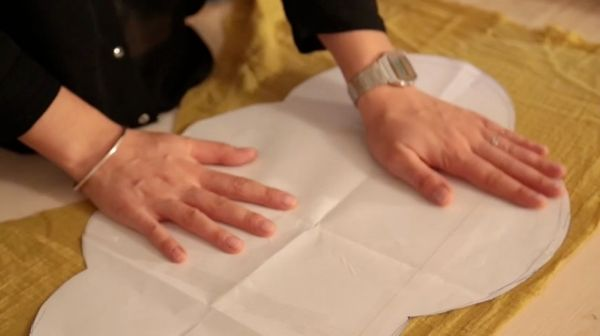DIY : Fabriquer un tour de lit pour bébé
