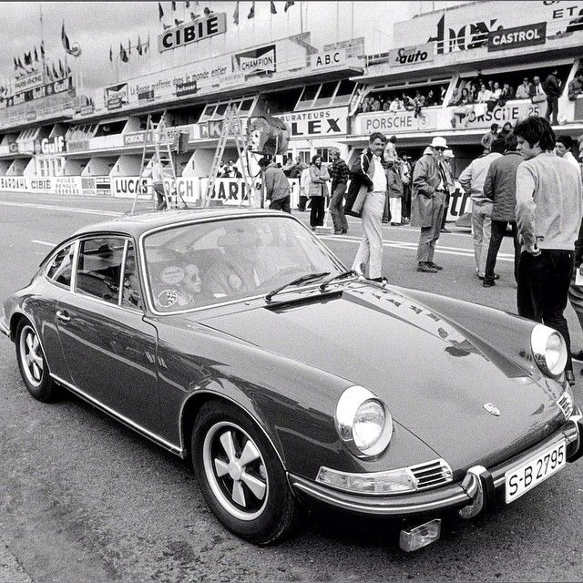 Icon Inspiration : Steve McQueen's 1970 Porsche 911S Le Mans With son Chad McQueen  #Stevemcqueen #ChadMcqueen #FatherandSon #Idol #Icon #Inspiration #Gentleman #Daddy #Porsche911S #911S #70s #BigIdol #Legends #TheBest #DreamCar #Vintage #VintageCar #PrivateCollection #TrueMan #FamilyMan #Family #Lifestyle #KingOfCool #Charism #LeMans #Movie #SteveLifestyle #Simplicity #Behindthescene #GentlemanModern