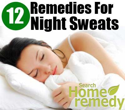 http://12 Home Remedies For Night Sweats