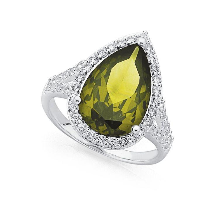 Ring from Stewart Dawsons @WestfieldNZ #boldprints