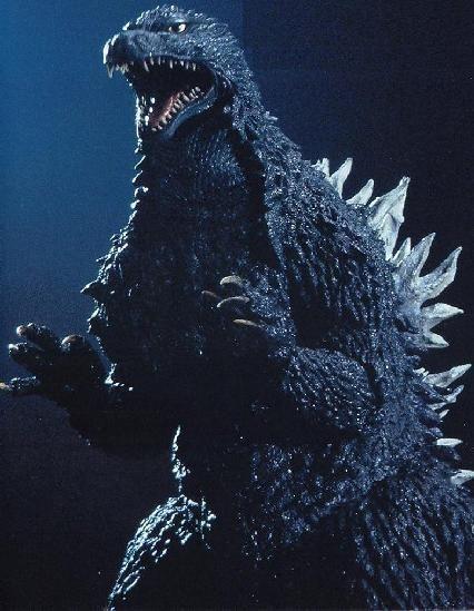Godzilla Godzilla 1954-2004