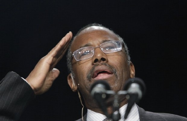 Ben Carson quotes the Bible in his speech and need for the respect of God in the U.S. : David Limbaugh: The audacity of Ben Carson | WashingtonExaminer.com