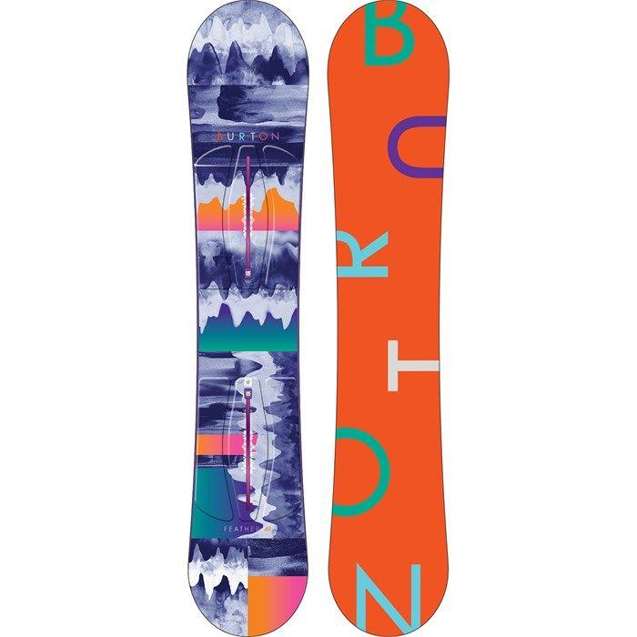 Burton - Feather Snowboard - Women's 2016