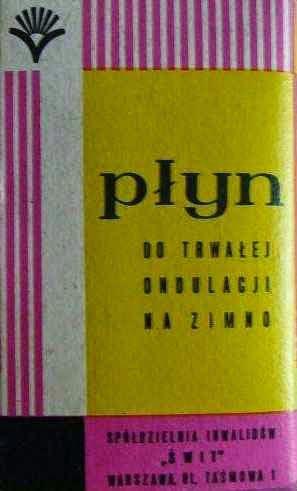Kosmetyki Chemia PRL