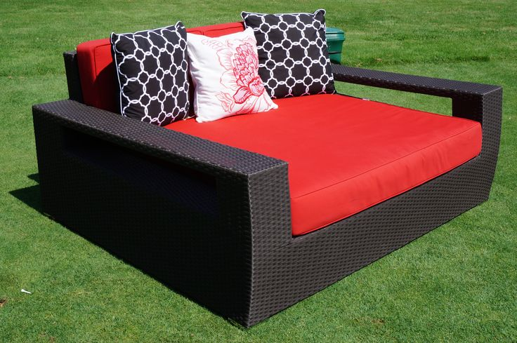 Wicker Direct Aria Daybed