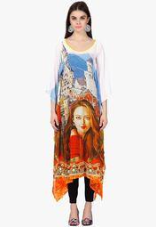 Admyrin Multi Printed Kurti Online Shopping Store