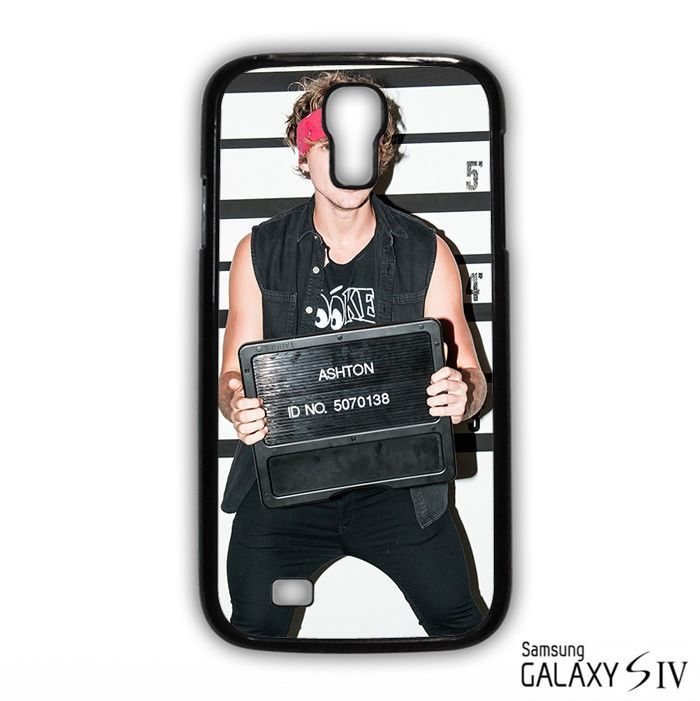 DMG 5 Seconds Of Summer Good Girls Ashton Irwin for Samsung Galaxy S3/4/5/6/6 Edge/6 Edge Plus phonecases