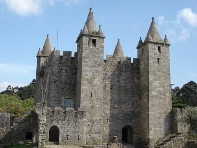 Dating back to the 9th century, castles still dot the European countryside.