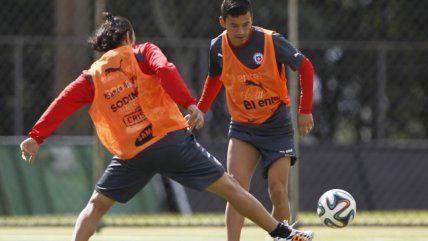 Chile vive la jornada previa a su debut mundialista ante Australia