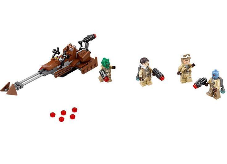 LEGO Star Wars - Pachet de lupta Alianta Rebela (75133), jucarii LEGO ieftine de Craciun  Vezi pe http://www.buyxpress.co/lego-star-wars-pachet-de-lupta-alianta-rebela-75133/