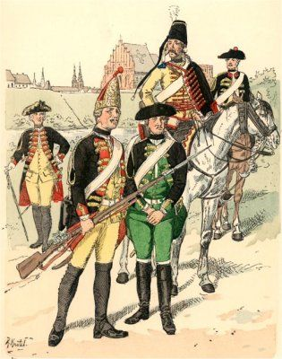 Schwarze Brigade - Project Seven Years War