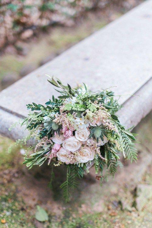 10 estilos de ramos para tu boda - All Lovely Party