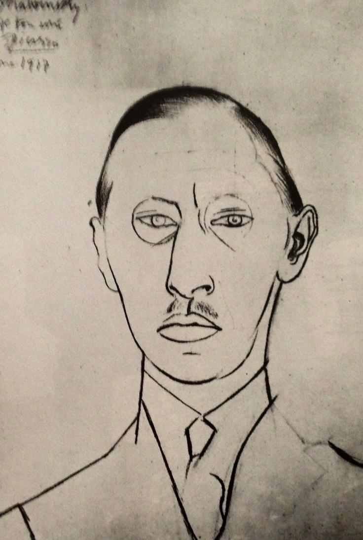 pablo picasso sketches - photo #38