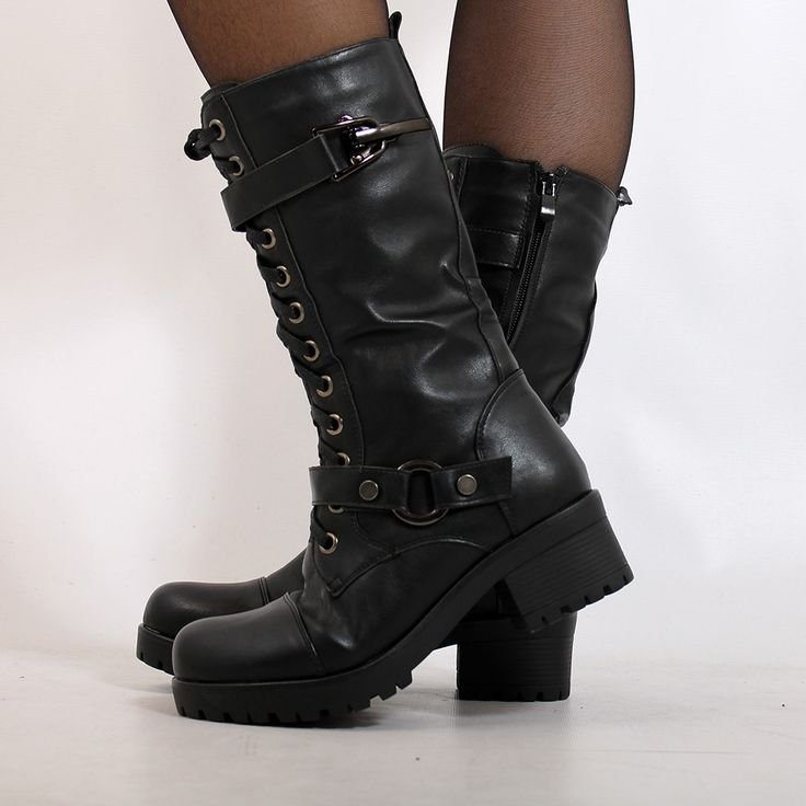 Lace Up Peep Toe Thigh High Boots Fence OIDOE Taille-39 UCkGfoBD3