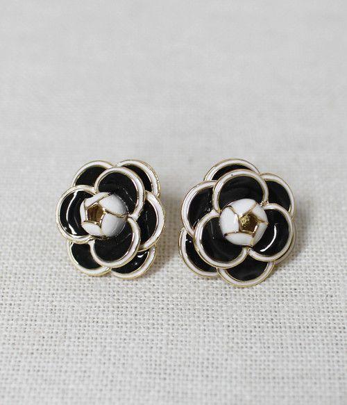 Bnw - Beautiful earrings at £12.80. Worldwide delivery from South Korea. #Fashion #Seoul #Handmade #Jewellery