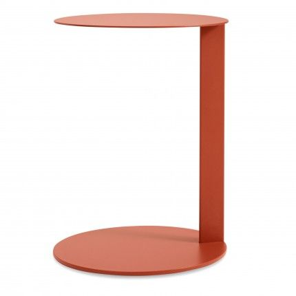 Note Side Table Has A Convenient C Shape To Accompany Sofas, Loungers And  More. Buy This C Shaped Side Table And Other Modern Furniture At Blu Dot.