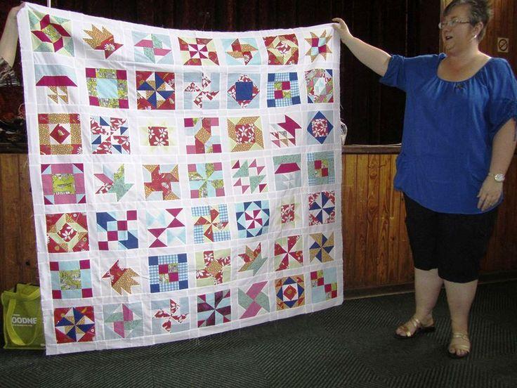 Art of Quilting quilt