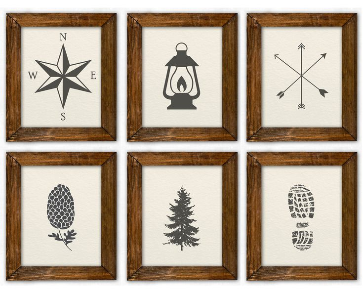 Vintage camping prints. Nature Art. Beige Art. Gray Art. Boy Bedroom Decor. Lake house Decor. Rustic Wall Art. Natural Cabin Decor Prints by PeanutPrintsBoutique on Etsy https://www.etsy.com/listing/508043081/vintage-camping-prints-nature-art-beige