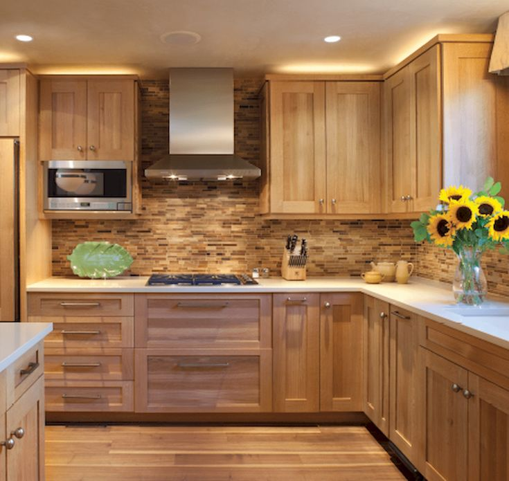 Oak Kitchen Cabinets Ideas: Best 25+ Oak Kitchens Ideas On Pinterest