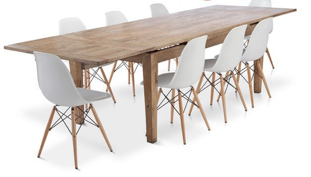 Saint Malo Dining Table 300cm Home Furniture Tables  : 794358d9b2da99308159ffde09534b20 large dining tables extension dining table from www.pinterest.com.au size 628 x 358 jpeg 26kB