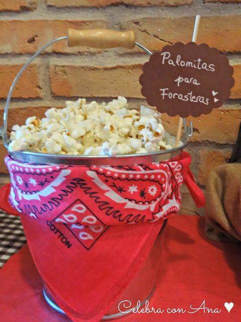 Celebra con Ana | Compartiendo experiencias creativas: Cumpleaños Cowgirls