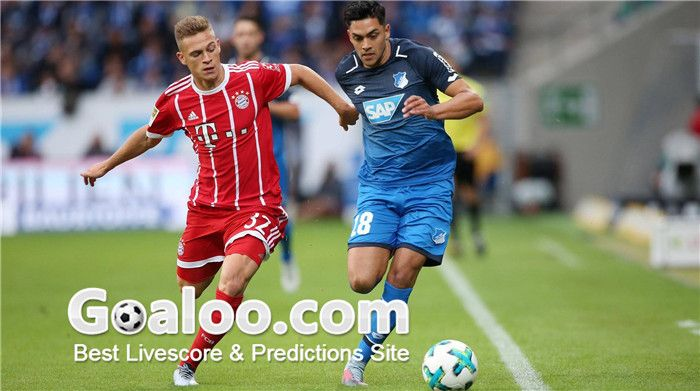 TSG Hoffenheim VS Nurnberg Tips German Bundesliga Match Time:10/3