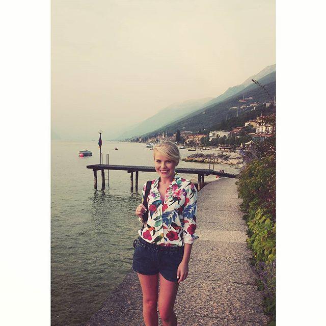 #brenzone #italy #wolczanka #Happy #trip