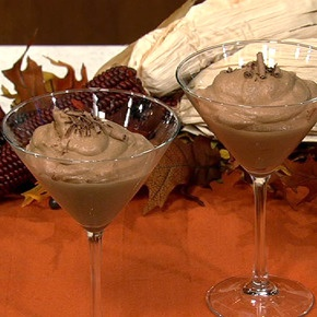 mexican chocolate mousse