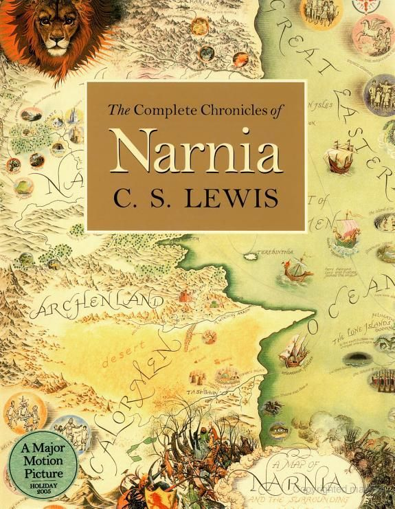 Chronicles of Narnia, muy bueno, aunque me falta leer como 4 más..