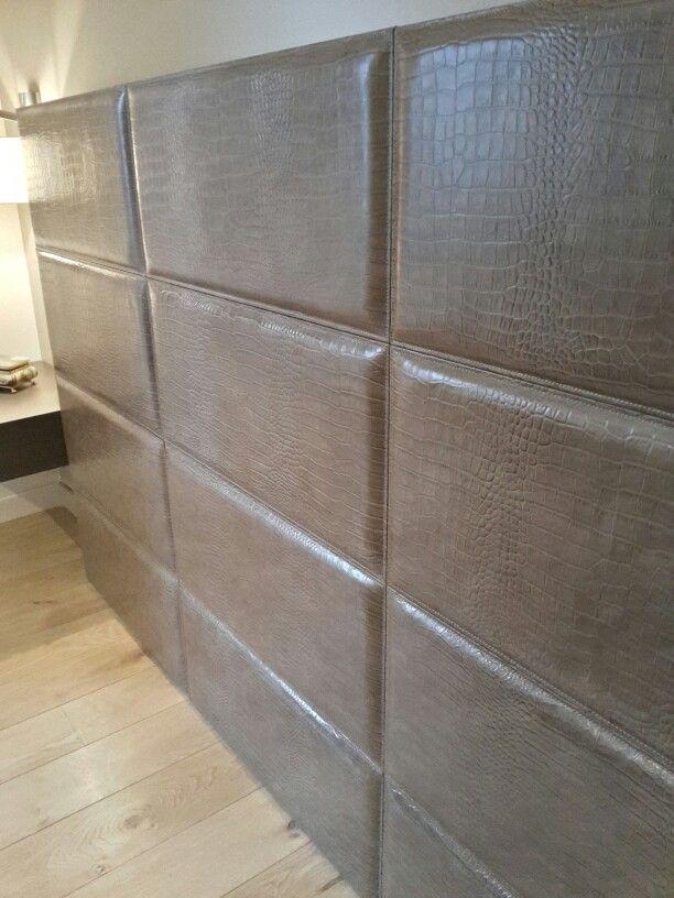 m s de 25 excelentes ideas populares sobre lit cuir en. Black Bedroom Furniture Sets. Home Design Ideas