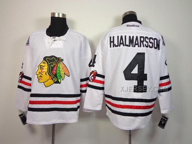 http://www.xjersey.com/blackhawks-4-hjalmarsson-white-2015-winter-classic-stitched-jerseys.html BLACKHAWKS 4 HJALMARSSON WHITE 2015 WINTER CLASSIC STITCHED JERSEYS Only $50.00 , Free Shipping!