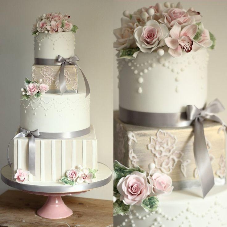 25+ best ideas about 4 Tier Wedding Cake on Pinterest | 4 tier ...