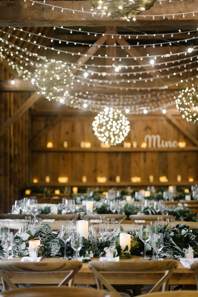 Natalie and Terry's Woodstock Vermont Fall Wedding Barn