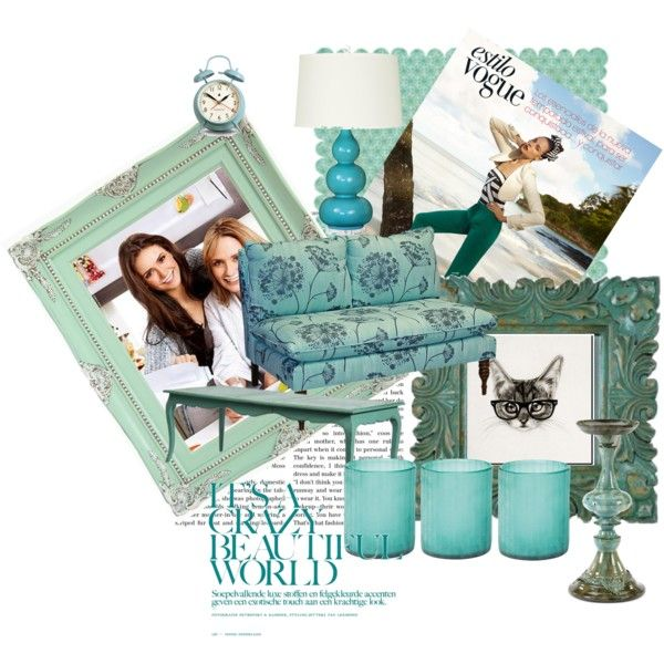 """crazy beautiful green world"" by rubygrosse on Polyvore"