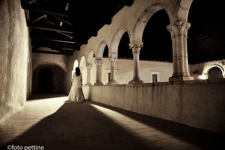 foto loggiato superiore  - upper gallery picture #weddingday #fontecchio #laquila #italy #food #location #abruzzofood