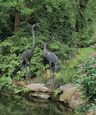 Ornaments in the Garden. Read the full article at http://www.finegardening.com/design/articles/ornaments-in-the-garden.aspx