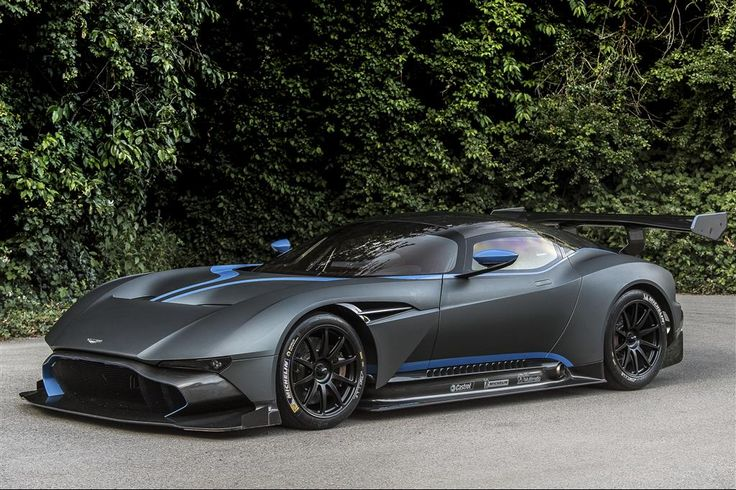 "the new Aston Martin Vulcan - ""Prepare for Take Off"" 