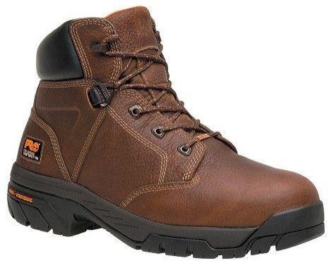 Timberland Men's Helix 6' Waterproof Safety Toe