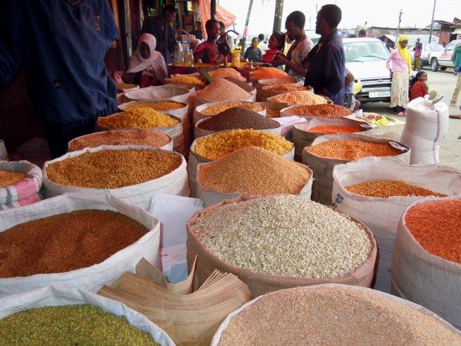 Spices - Addis Ababa Ethiopia. Travel junkies love this place