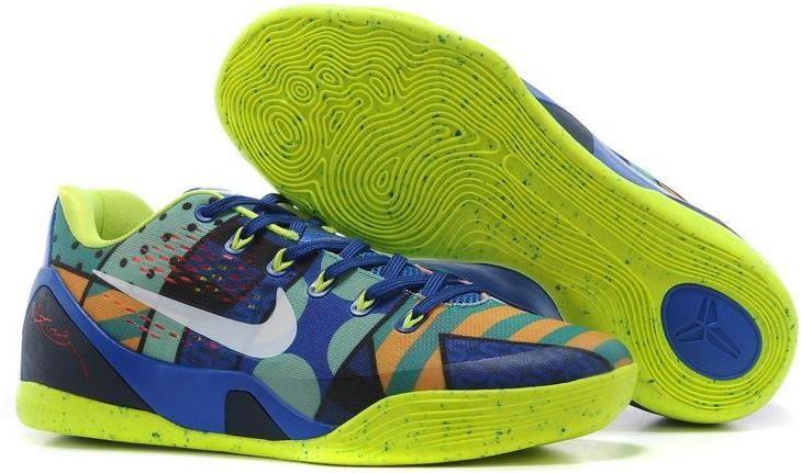 Buy Hot Nike Kobe 9 EM \u201cBrazil\u201d Game Royal/White-Venom Green For Sale from  Reliable Hot Nike Kobe 9 EM \u201cBrazil\u201d Game Royal/White-Venom Green For Sale  ...