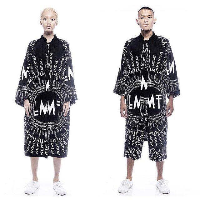 Unisex Rhea Kimonos Black  http://pasar-pasar.com/collections/lmt-urban-streetwear/products/lmt-rhea-kimono-black