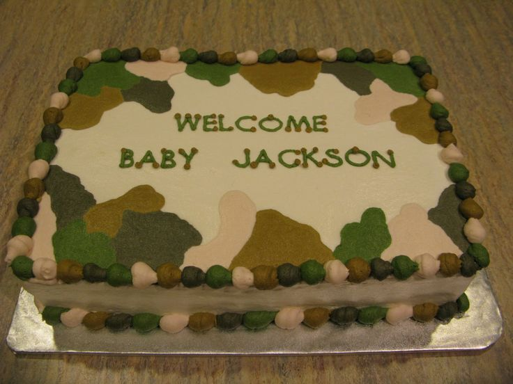 camouflage baby showers camouflage cake camo cakes cakes for boys boy
