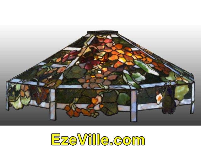 Amazing  Tiffany Lamps With Dragonfly
