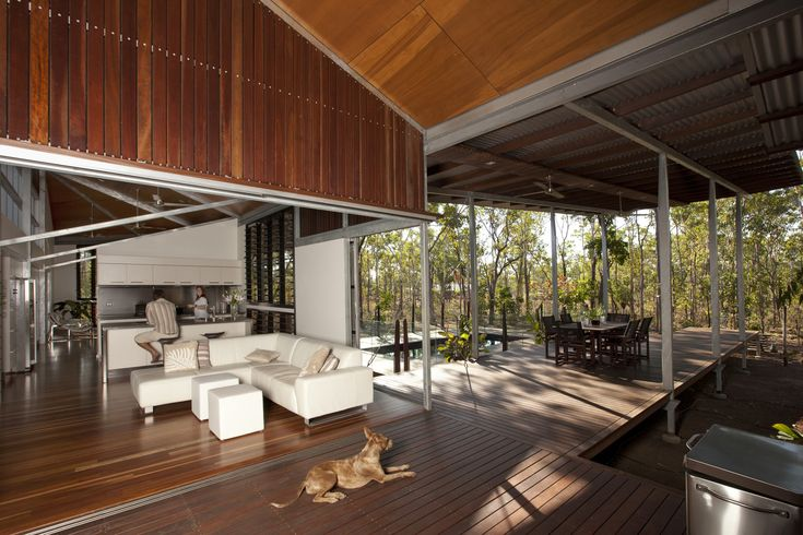 NT Mortlock-Lee House — Troppo Architects
